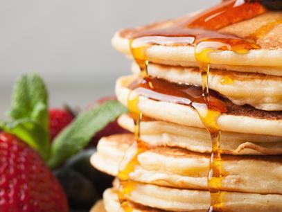Super easy pancakes recipe