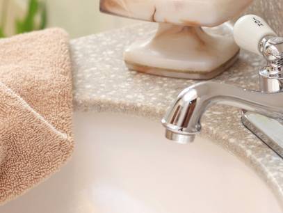 How to organise your Bathroom.