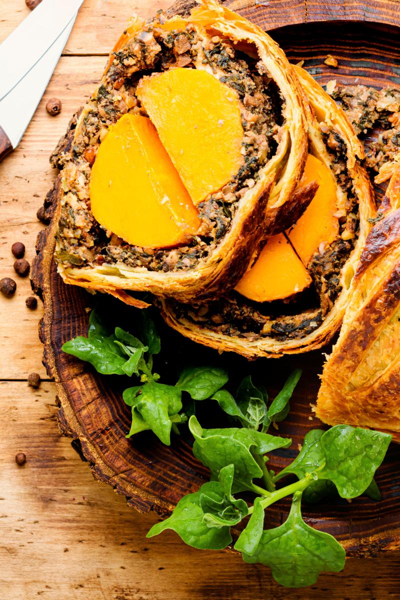 vegetarian christmas meal ideas