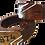Thumbnail: Chevalière en bois de tamarin