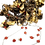 Thumbnail: Parure graines d'église