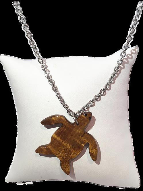 Collier tortue tamarin