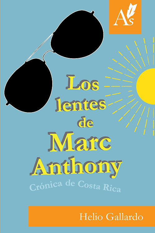 Los lentes de Marc Anthony