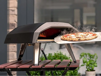 Fancy a restaurant quality pizza oven in your garden?