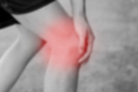 Runner Touching Painful Knee. Athlete Runner Training Accident. Sport Running Knee Sprain..jpg