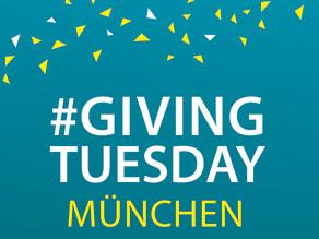 Granny Vision setzt ein Zeichen am #Giving Tuesday München