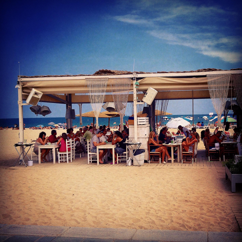 Praia de Bogatell