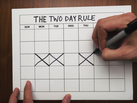 The Two Day Rule