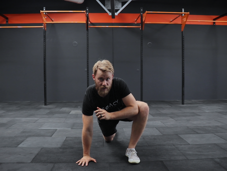 Try This Stretch Before You Squat Next!