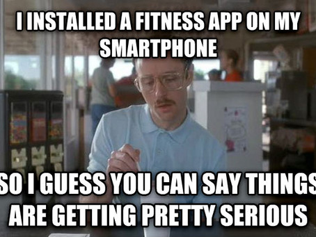Is Your Phone Helping Your Fitness?