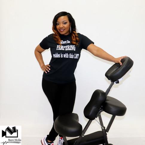 Chelsea M Ervin Licensed Massage Therapist, MBA