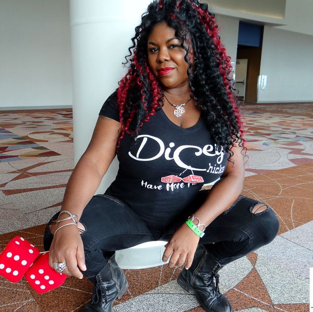 Dicey Grenor: Author, Attoney, Podcaster