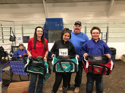 ECKVILLE AND DISTRICT 4-H MEMBERS