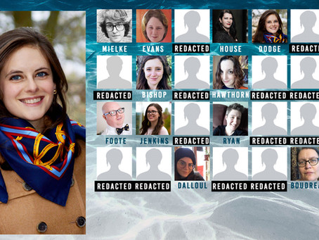 New Talent Emily S. Dodge to appear in Mythology from the Rock!