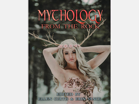 Cover Revealed for Mythology from the Rock!