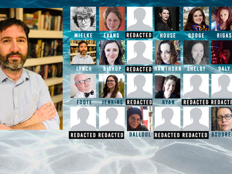 Prize-Winning Local author David Lynch joins the list of Mythology from the Rock authors!