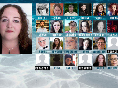 New Rocker! Indie Novelist Stacey Oakley joins the cast of Mythology from the Rock!