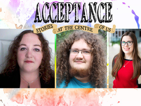 Announcing Stacey Oakley, Thomas Wills, and, Hannah Jenkins in 'ACCEPTANCE.