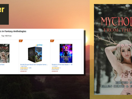 'MYTHOLOGY FROM THE ROCK' BECOMES AMAZON BESTSELLER!