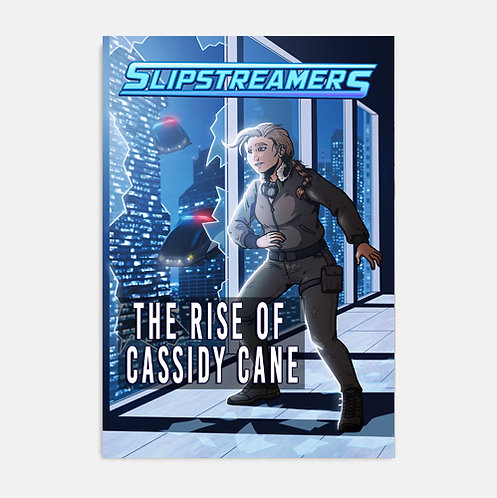 The Rise of Cassidy Cane