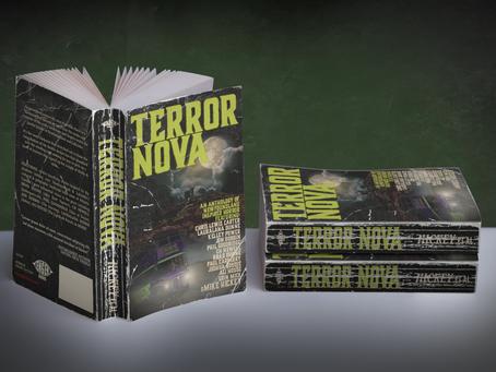 TERROR NOVA BECOMES #1 BESTSELLER ON AMAZON!