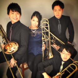 Trombone quartet Capriccio