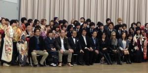 2014年3月22日(土)大阪芸術大学 卒業式