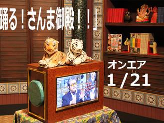 日本テレビ「踊る!さんま御殿!!」