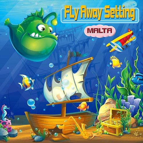 「FLy Away Setting」