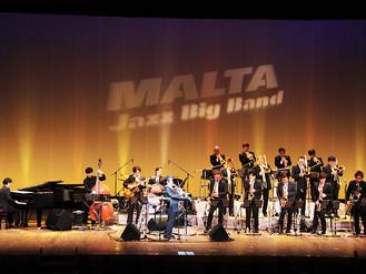 MALTA JAZZ Big Band 越前市の皆様ありがとう!