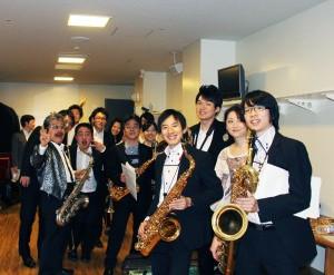 ~Jazz in GEIDAI〜みんなのパワーが凄かった!