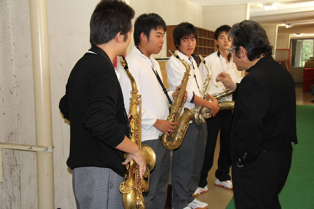 10:20神戸高陵学園高等学校吹奏楽部.JPG