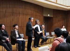 東京藝術大学音楽学部の管打楽科のガイダンス