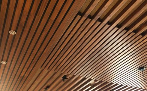 Achitectural Ceiling