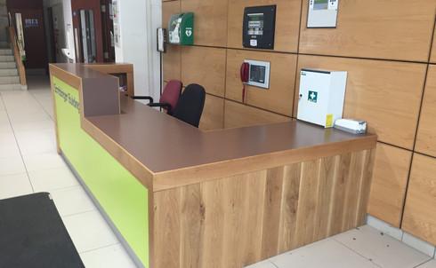 Reception Counter