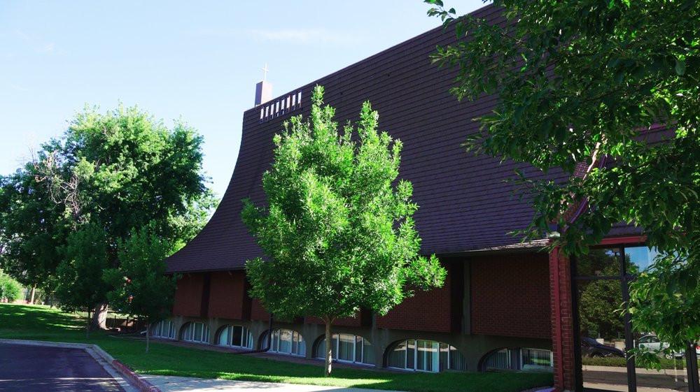 Trinity Lutheran Church Exterior