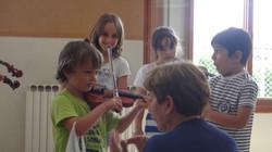 classe violins