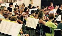 orquestra en color