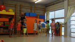 dansa al gimnas