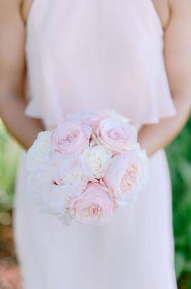 Bridesmaid boquet