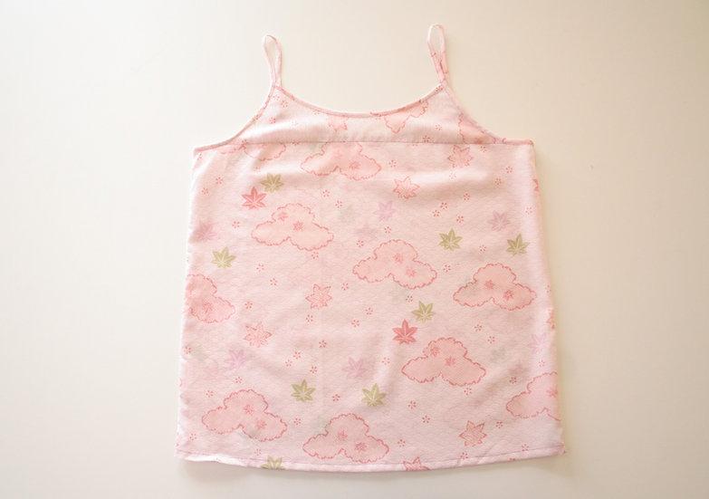 ウールの襦袢キャミソール Kimono Camisole(Wool)