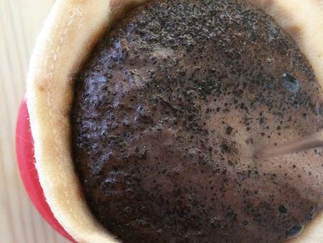 おいしいコーヒーを、倉庫から