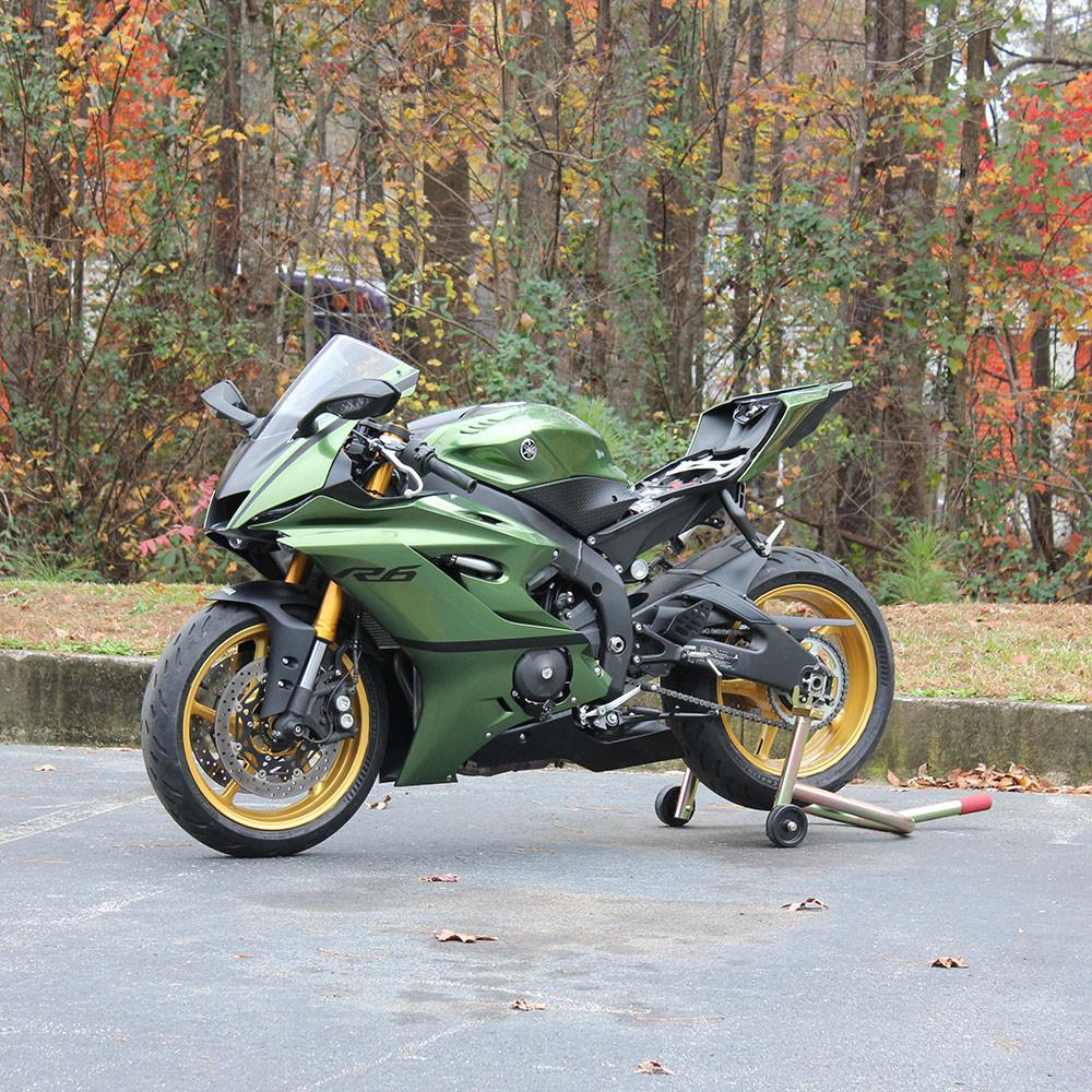 Yamaha R6 Wrap