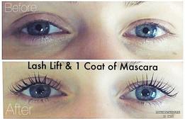 Semi-permanent mascara by PM4U uses the