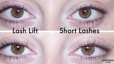 Lash Lift will give you a nice lift and