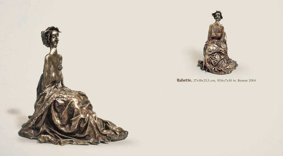 #022 - Babette, 2004