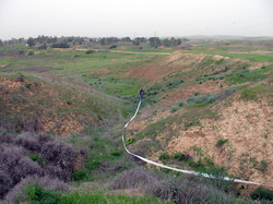 14_ Ruhama badland