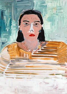 אשה, 2003