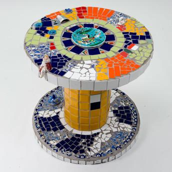 שולחן פסיפס, 2010