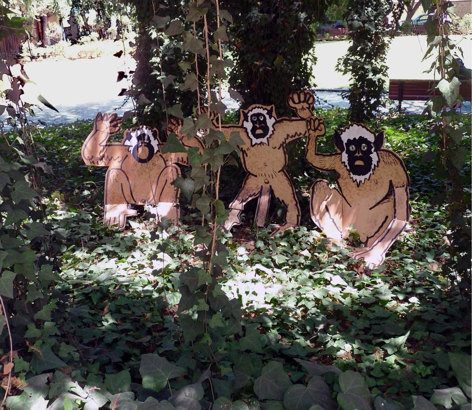 02_ Happy Monkeys